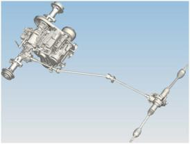 Precision-engineered drivetrain system