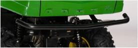 Rear bumper detail