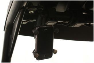 RAM X-Grip holder