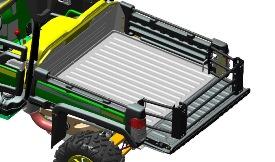 Cargo bed extender