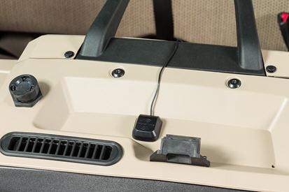 SiriusXM® Radio antenna/tuner