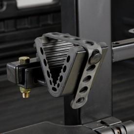 Tool rack holder detail