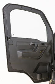 M cab door