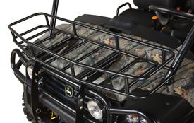 Front hood rack