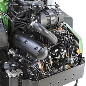 Toegang tot motoronderhoudspunten