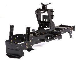 Gelast, versterkt chassis