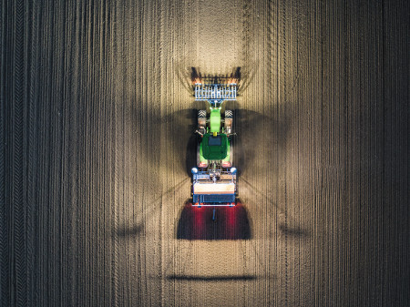 360 graden zicht met verlichtingspakketen van tot 12 cabinelampen