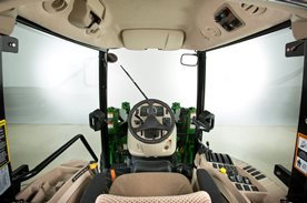 Superieur comfort voor de bestuurder