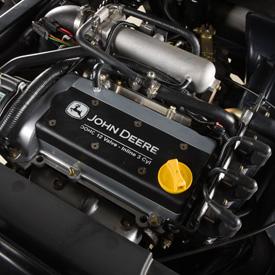 Benzine motor van 812 cm<sup>3</sup>