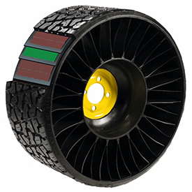 Opona Michelin X Tweel Turf