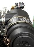 Wskaźnik niedrożności filtra powietrza
