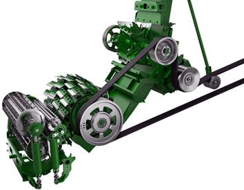 Efektywna konstrukcja maszyny