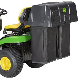 Materiałowy zbiornik na trawę o pojemności 230 l (6,5 buszla)