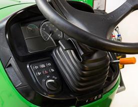 Dźwignia regulacji nachylenia kierownicy