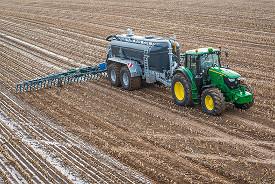 Rolnictwo precyzyjne zaczyna się od systemu prowadzenia.