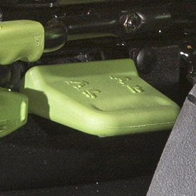 Ajuste de assento com suspensão pneumática