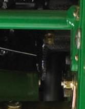 Ponto de lubrificação do rolamento do molinete