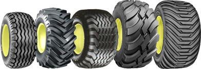 Gama de pneus F441R