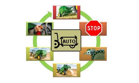 Uma ação manual simples - o sistema trata do resto