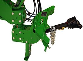 Caixa de engrenagens com articulação giratória