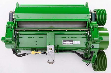 Processador de grãos para cultura integral completa como conjunto (referência 9379)