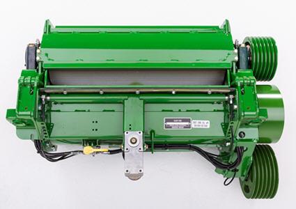 Processador de grãos John Deere Premium KP