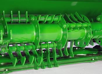 Rotor de acondicionamento
