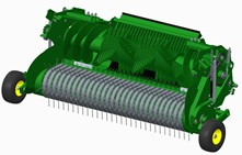 Rotor MaxiCut™ HC 25 Premium com recolhedor Premium