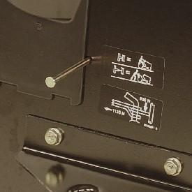 Válvula útil de giro livre