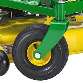 Roda dianteira auxiliar (Z335E)