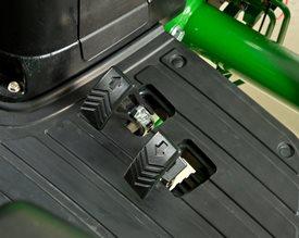 Comandos por pedal Twin Touch