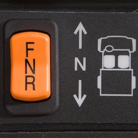 Interruptor de controlo da mudança de direção
