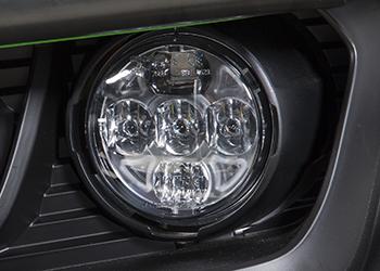 Faróis LED