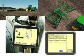 Система John Deere Implement Detection (автоматического определения подключения к трактору)