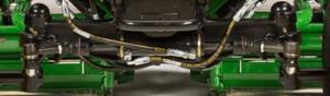 Цилиндр рулевого управления и рычажная система
