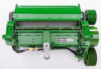 Зернопроцессор John Deere Premium KP