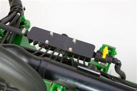 Распределение с помощью модульного трубопровода