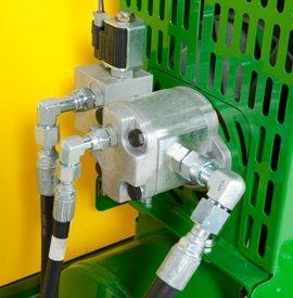 Гидравлический мотор