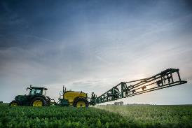 Машины серии M700 обеспечивают прекрасную защиту различных сельскохозяйственных культур