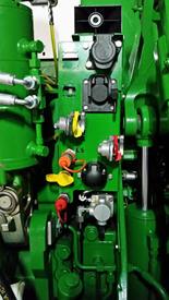 Соединения тормозов прицепа для модели 8R