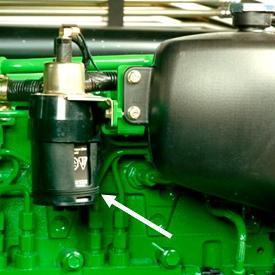 Клапан и емкость для эфира