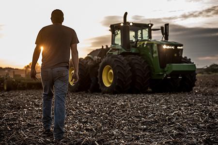 Тракторы 9R