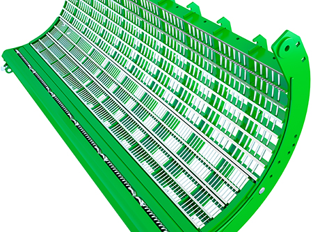 Snabbinkopplad cylinderslaga för upp till 10 procent högre kapacitet i korn