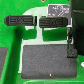 Våta skivbromsar/differentialspärr