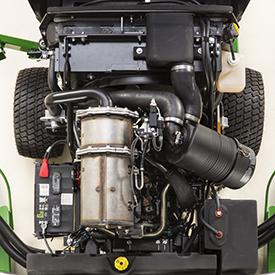 Motor till 1600 Turbo III-seriens bredrotorklippare