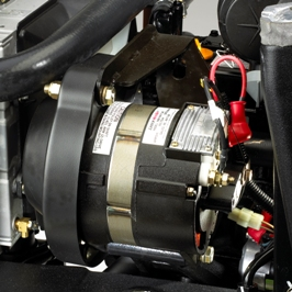 48 V växelströmsgenerator