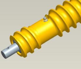 MTSpiral ändsektion