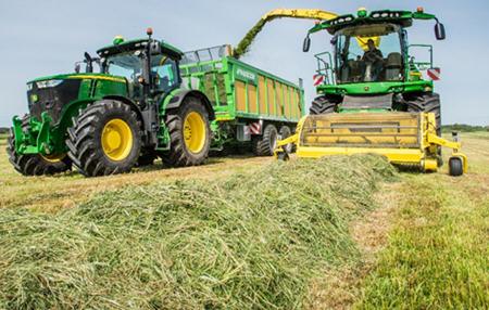 6X9-serien gräspickup
