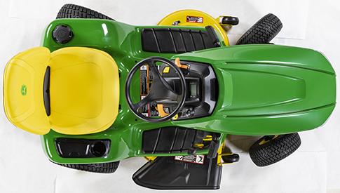 Manövrerbarhet med 4-hjulsstyrning
