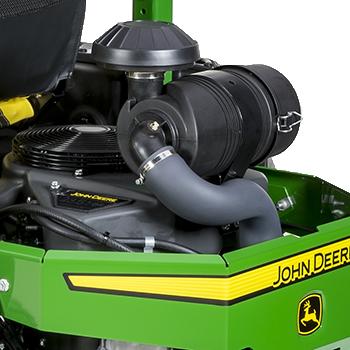 21,7 hk (16,2 kW) motor
